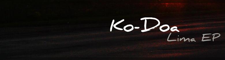 """Ko-Doa """"Lima EP"""""""