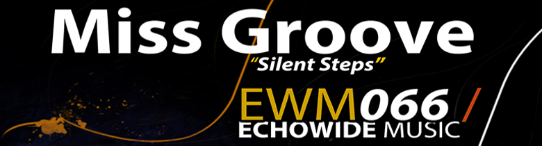 """Miss Groove """"Silent Steps"""""""