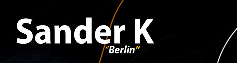 "Sander K ""Berlin / Paranormal Syndrome"""