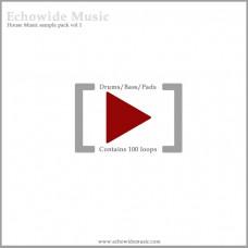 EWM House music producer sample pack!